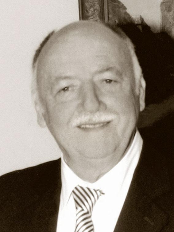 Eintritt Klaus Schnettler in die Firma